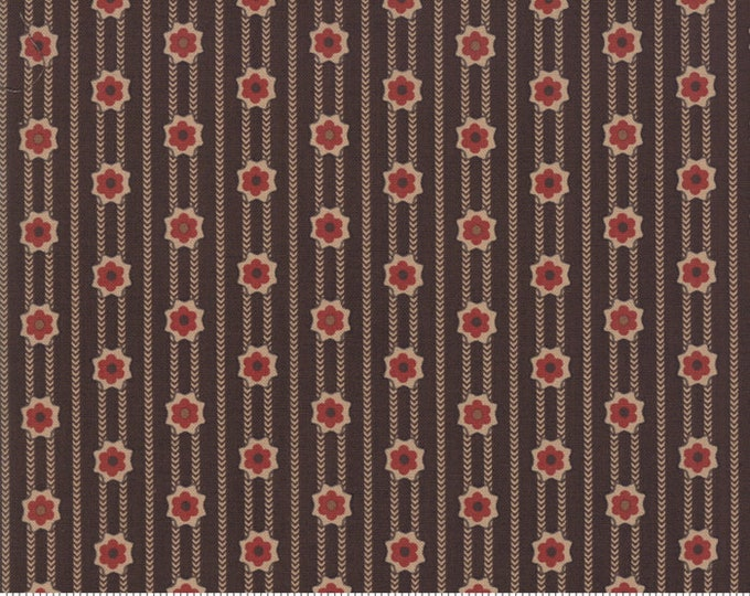 Shelbyville Brown 38076 17 by Jo Morton for Moda Fabrics