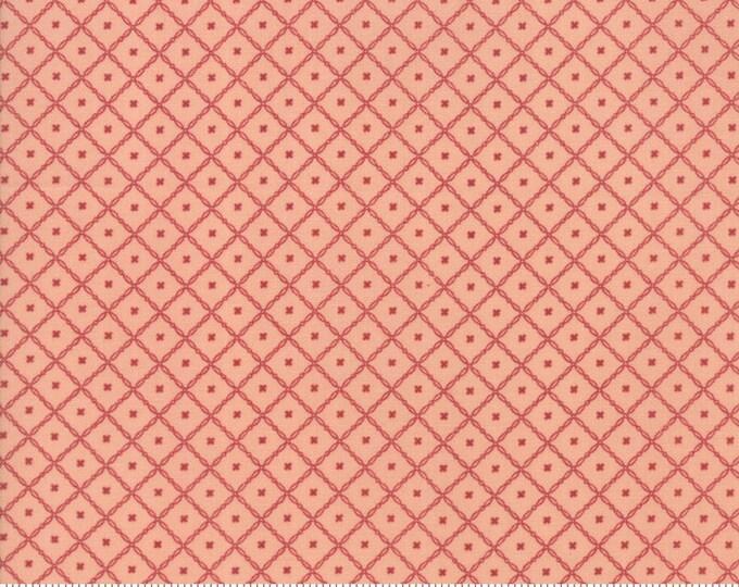 Harriet's Handwork 1820-1840 Sweet Pink 31575 16 by Betsy Chutchian for Moda Fabrics