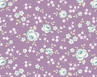 Old Rose Eliza Mauve Lilac TIL100218-V11...a Tilda Collection designed by Tone Finnanger