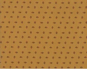 Hickory Road Mustard Gold 38066 19 by Jo Morton for Moda Fabrics