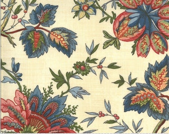 Elinores Endeavor Ironstone 31619 11 fabric designed by Betsy Chutchian for Moda Fabrics