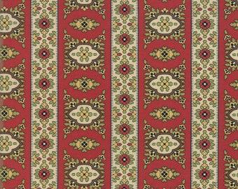 Glad Tidings turkey red 38090-11 by Jo Morton for Moda Fabrics