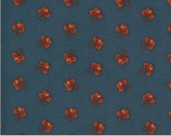 Yesterday Medium Blue 38107 18...designed by Jo Morton for Moda Fabrics