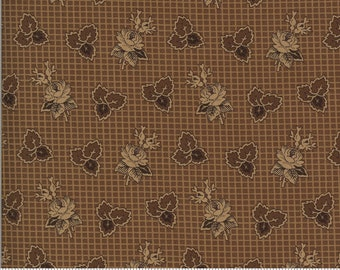Yesterday Medium Brown 38100 16...designed by Jo Morton for Moda Fabrics