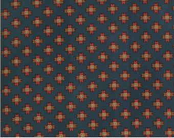 Yesterday Medium Blue 38101 18...designed by Jo Morton for Moda Fabrics