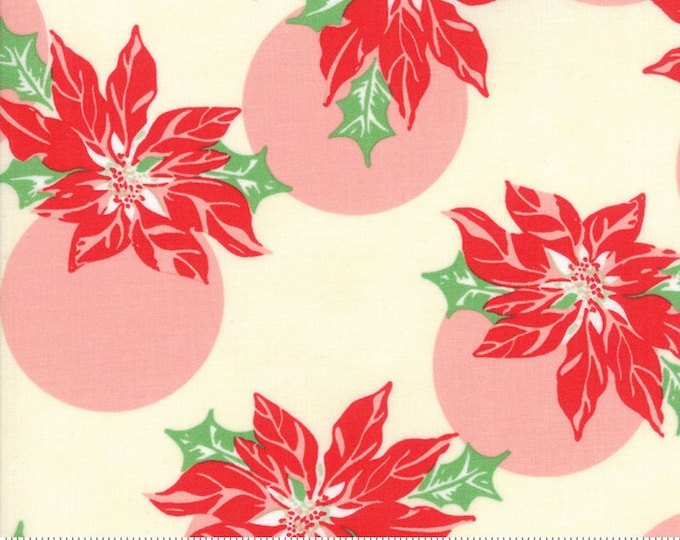 Swell Christmas Cream 31121 11 by Urban Chiks for Moda Fabrics