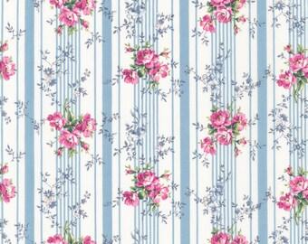 Antique Ruru Marie Floral QGRU238016C by Quilt Gate for Robert Kaufman