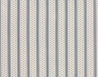 Portsmouth Stone Navy 14863 22 by Minick and Simpson for Moda Fabrics