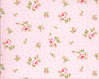 Sophie Medium Floral Blossom 18711 14 by Brenda Riddle for Moda Fabrics
