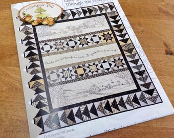 Over the River and Through the Woods pattern by Meg Hawkey of Crabapple Hill Studio