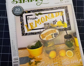 Simply Vintage by Quilt Mania summer 2020 issue