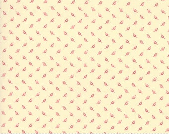 Nancy's Needle 1850-1880 Cream Pink 31606 13 by Betsy Chutchian