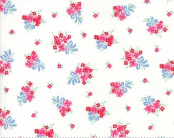Guest Room Linen 8410 22 by Kristyne Czepuryk of Pretty by Hand for Moda Fabrics