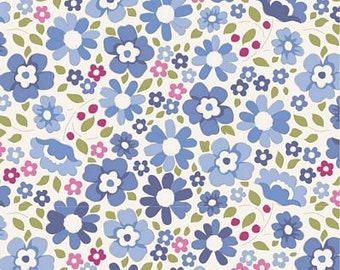Woodland- Clara Blue TIL100285-V11...a Tilda Collection designed by Tone Finnanger