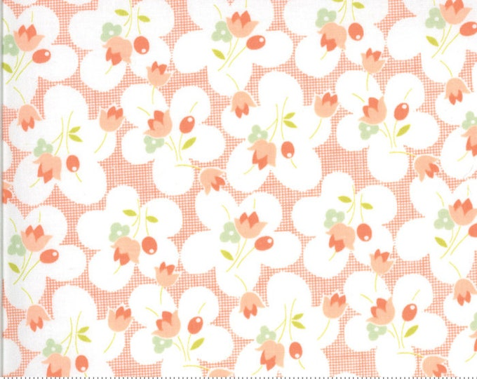 Chantilly Gerbera 20342 25 by Joanna Figueroa of Fig Tree Quilts for moda fabrics