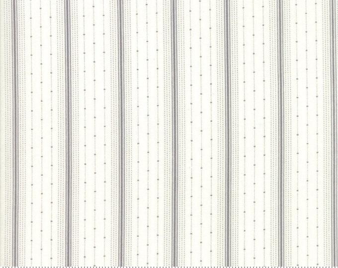 Porcelain Poreclain Silver 44198 21 by 3 Sisters for moda fabrics