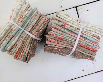 Rue 1800 fat quarter bundle by 3 Sisters for Moda Fabrics...20 fat quarters, curated collection