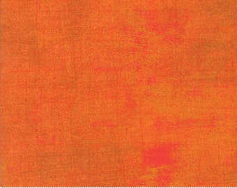 Grunge Basics Russet Orange 30150 322 for Moda Fabrics