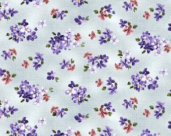 Fragrant Roses by MMF Collection Bue Violet Sachet CX9446-BLUE