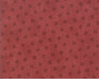 Memoirs Rust 44217 15 by 3 Sisters for Moda Fabrics