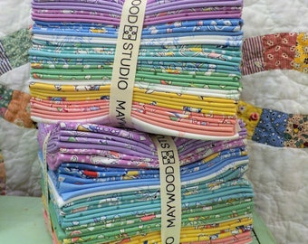 Story Time for Kim's Cause Fat Quarter bundle by Maywood Studios...24 fat quarters