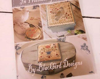In Friendship's Way book...designed by Blackbird Designs