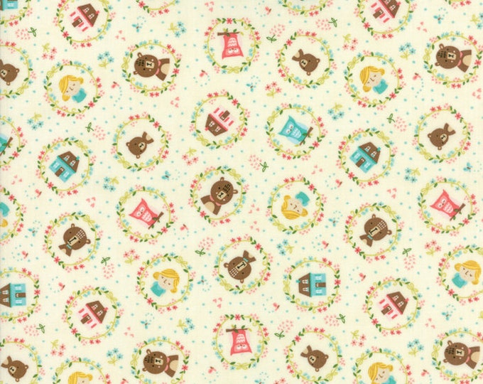 Home Sweet Home cream 20573 11 by Stacy Iest Hsu for Moda Fabrics