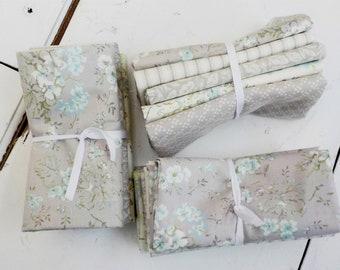 Dover Grey 5 fat quarter bundle...designed by Brenda Riddle for Moda Fabrics