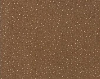 Jo's Shirtings Brown 38046 19 by Jo Morton for moda fabrics