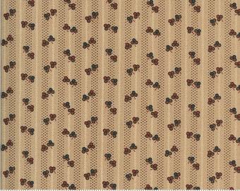 Yesterday Cream Brown 38106 16...designed by Jo Morton for Moda Fabrics