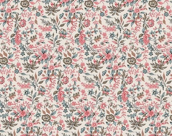Jane Austen At Home Harriet for Riley Blake Designs...classic floral