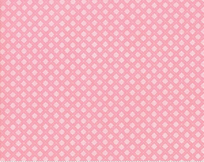 Finnegan 18684-22 Pink by Brenda Riddle Designs for Moda Fabrics