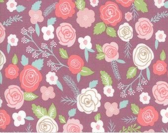 Lollipop Garden Orchid 5080 14 by Lella Boutique for Moda Fabrics