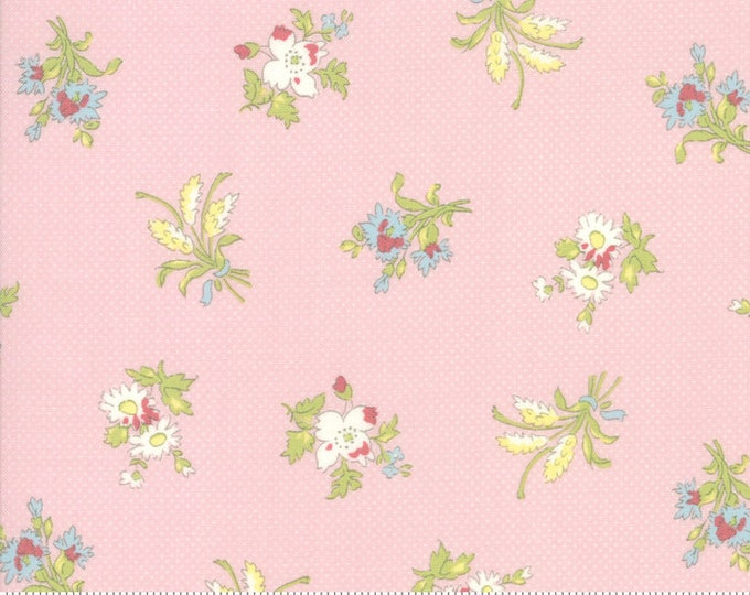 Bramble Cottage 18691-15 Blossom by Brenda Riddle Designs for Moda Fabrics