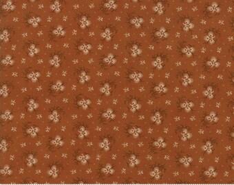 Spice It Up Rust 38052 24 by Jo Morton for Moda Fabrics