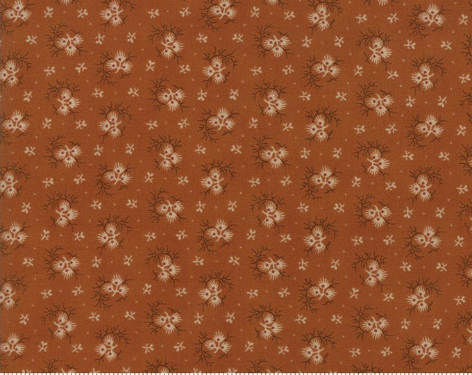 Spice It Up Rust 38052 24 by Jo Morton for Moda Fabrics