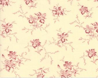 Nancy's Needle 1850-1880 Cream Red 31602 14 by Betsy Chutchian