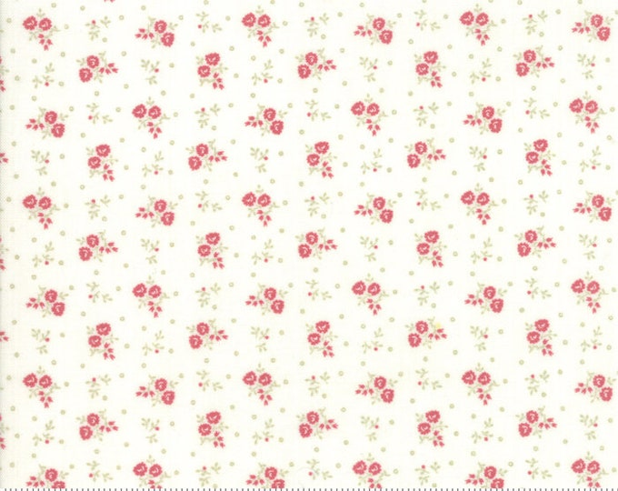 Porcelain Porcelain 44197 11 by 3 Sisters for moda fabrics