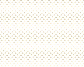 Chick-A-Doodle Doo white chicken spots CD21706 by Poppie Cotton
