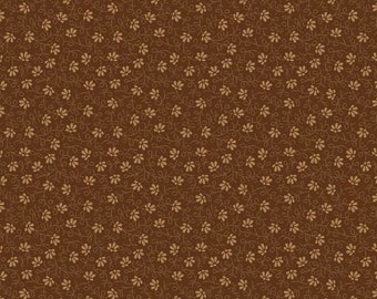 Prairie Dry Goods R1750-BROWN by Pam Buda for Marcus Fabrics