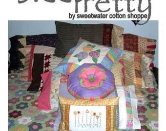 SleePretty book by Mickey Zimmer for Sweetwater Cotton Shoppe