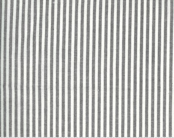 Low Volume Stripe Silver 18201 15 by Jen Kingwell for Moda Fabrics