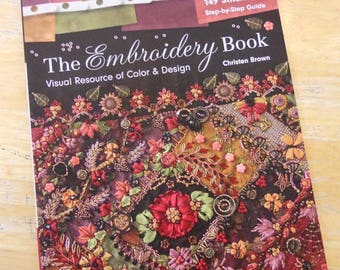 The Embroidery Book by Christen Brown