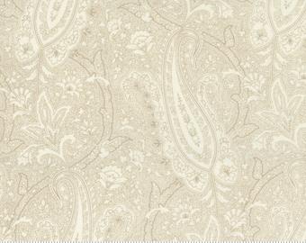 Cranberries & Cream Cream Sugar 44262 13 by 3 Sisters for Moda Fabrics