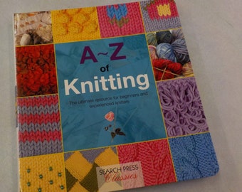 A~Z of Knitting by Search Press Classics