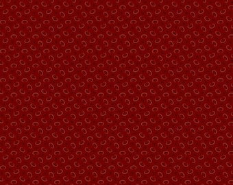 Prairie Dry Goods R1753-RED by Pam Buda for Marcus Fabrics