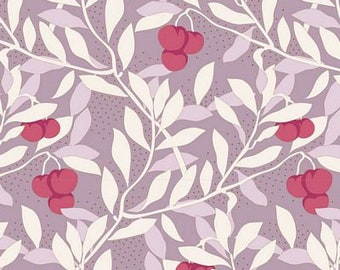 Maple Farm Cherrybush Mauve TIL100262-V11...a Tilda Collection designed by Tone Finnanger