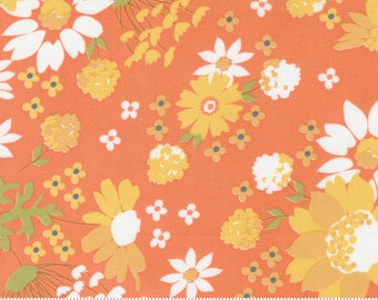 Cozy Up Cinnamon 29120 12 by Corey Yoder of Coriander Quilts for Moda Fabrics