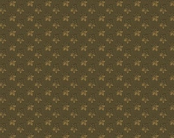 Prairie Dry Goods R1749-GREEN by Pam Buda for Marcus Fabrics
