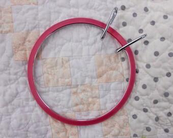 Spring Hoop 5 inch, metal